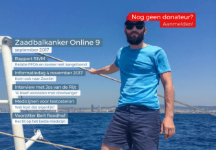 Zaadbalkanker Online september 2017